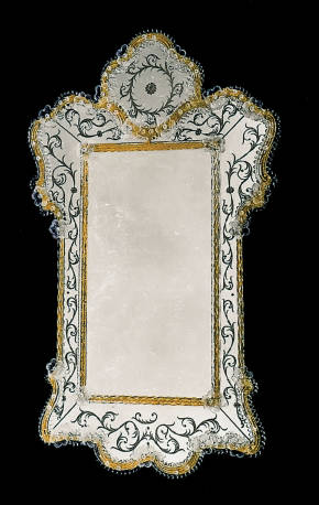 AV-068 Venetian Mirror