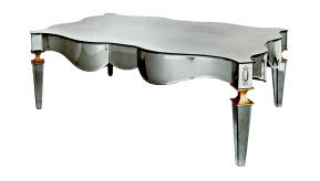 AV-2015 Mirrored Coffee Table