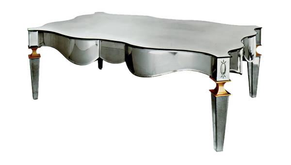 AV-2015 Mirrored Coffee Table