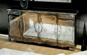 AV-2520 Mirrored Buffet