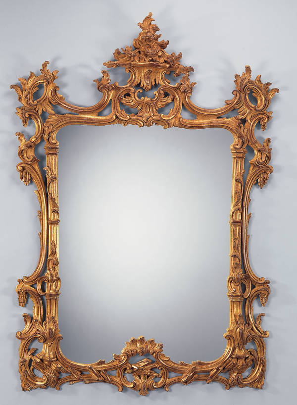 RG-765 Chippendale Mirror