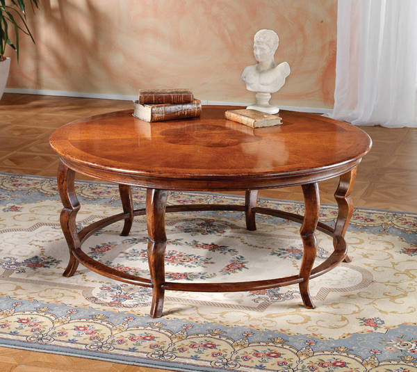B-27 Round Coffee Table