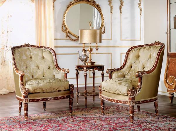 GL-454-P Arm Chair