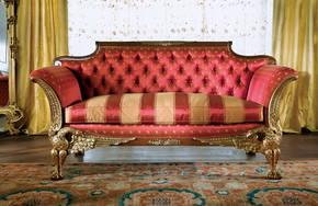 GL-1455-D-2 Love Seat