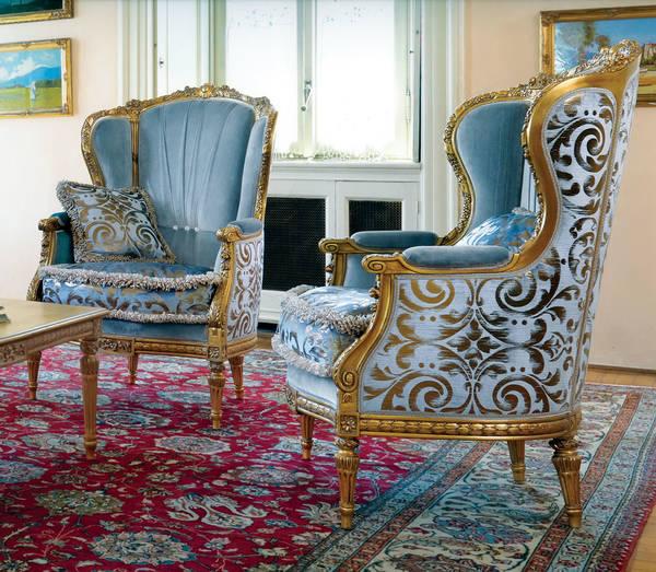 GL-1612-P Arm Chair