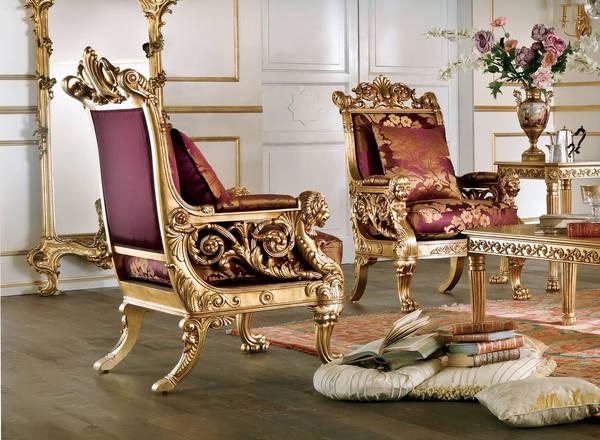 GL-1646-P Arm Chair