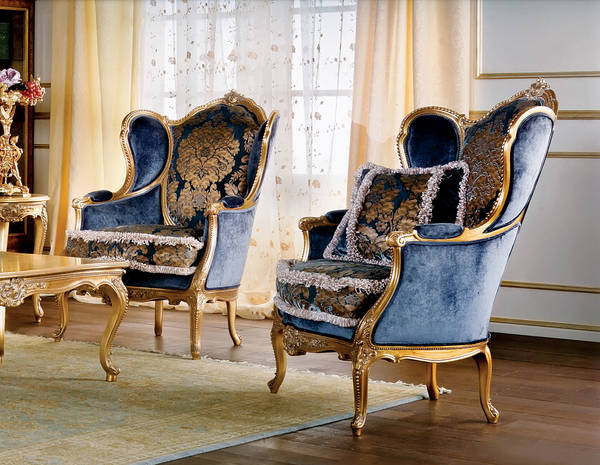 GL-2303-B-P Arm Chair