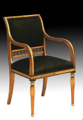 GL-488-P Arm Chair