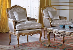 GL-1568-P Arm Chair