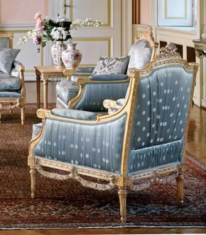 GL-1747-P Arm Chair