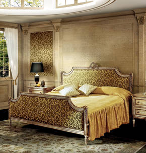 AC-4200-21 King Size Upholstered Bed