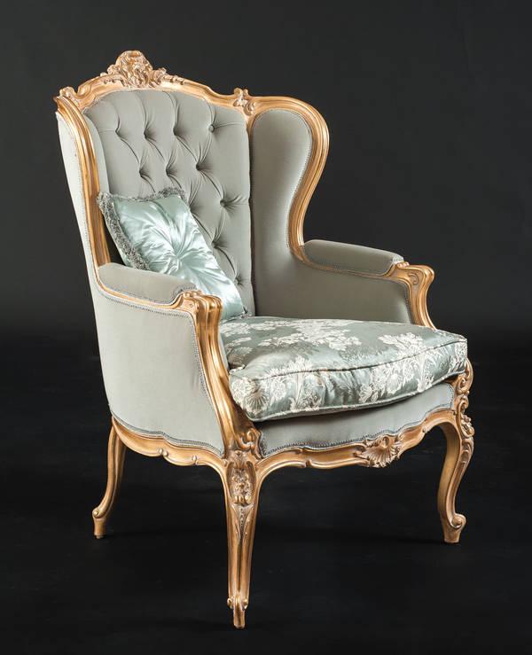 GL-1840-P Arm Chair