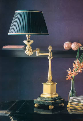 LD-ANGELO Swing Arm Table Lamp