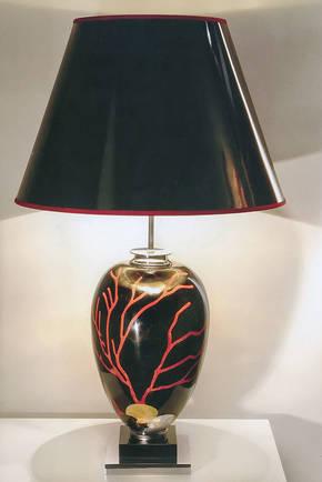 LD-CORAL Mosaic Table Lamp