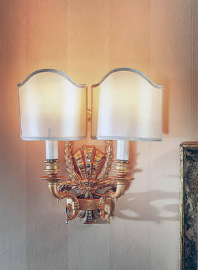 LD-T110 Bronze Wall Sconce