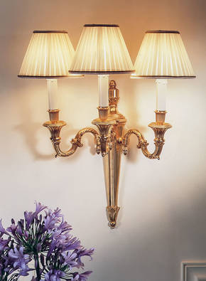 LD-T130 Bronze Wall Sconce