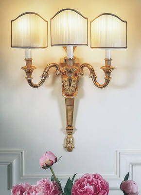 LD-T140 Bronze Wall Sconce
