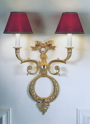 LD-T160 Bronze Wall Sconce