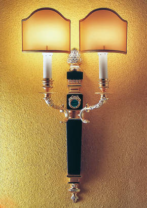 LD-T210 Bronze Wall Sconce