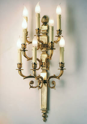 LD-T258-SO Bronze Wall Sconce
