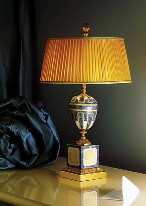 LD-M-ILEX Mosaic Table Lamp