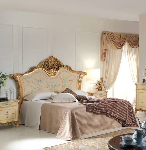 CAP-820 King Size Bed
