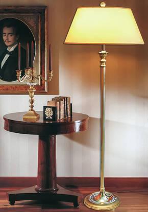 LD-STELO BACCO Bronze Floor Lamp