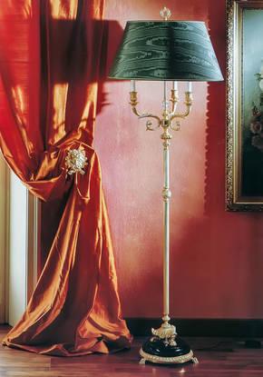 LD-STELO CARITI Bronze Floor Lamp