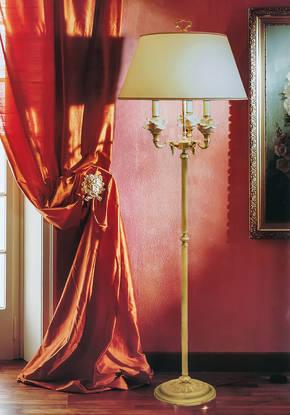 LD-STELO ERA Bronze Floor Lamp