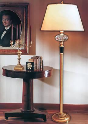 LD-STELO TEMI Bronze Floor Lamp