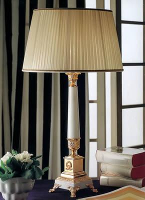 LD-TETI-M Marble Table Lamp