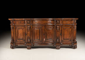 GM-20-91A Antique Italian Sideboard