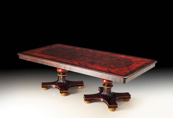 RM-X1608 Double Pedestal Table