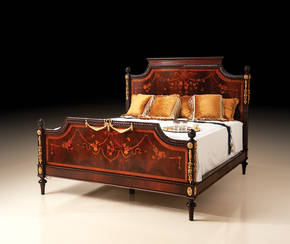RM-Z705 George III King Size bed