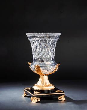 M-A131 Crystal Vase