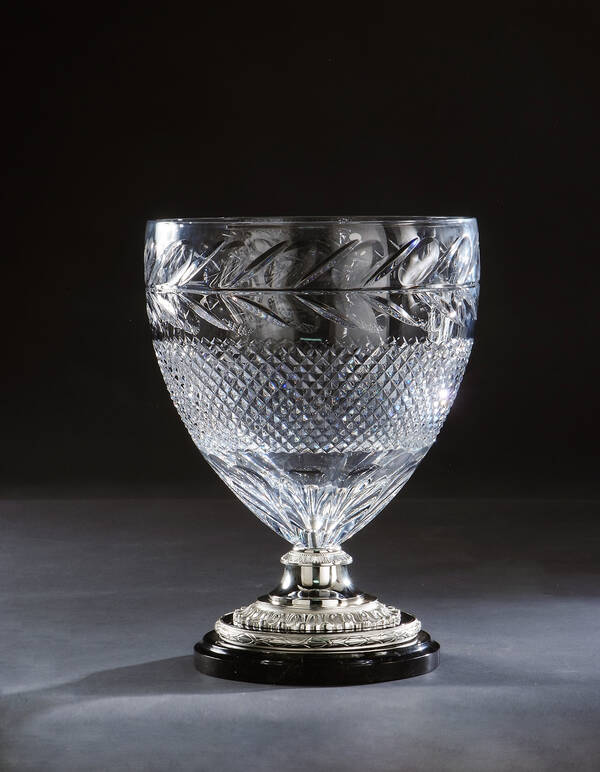 M-A132 Crystal Vase