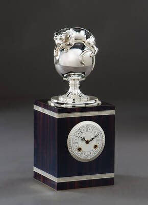 M-A133 Ornamental Table Clock