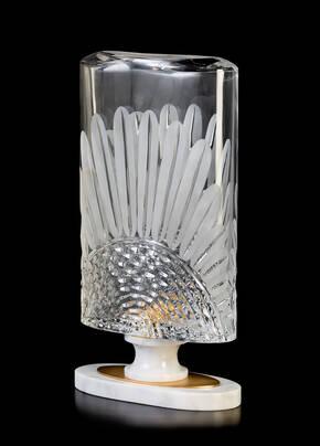 M-A148 Crystal Vase