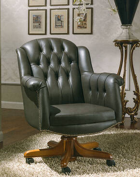 OR-128 Tufted Executive Chair