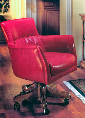 OR-112 Low Back Executive Chair