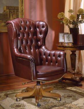 OR-129 High Back Executive Chair