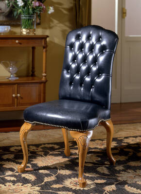 OR-145 Queen Ann Sidechair