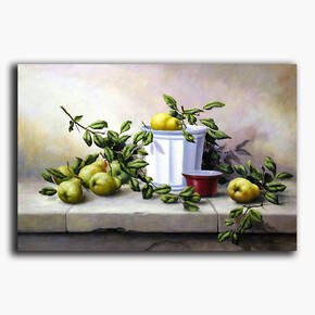 AN-26-22 Original oil painting - Still life