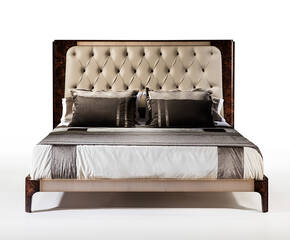 TM-8130 Eastern King Size Bed