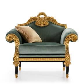 TM-8190 Arm chair