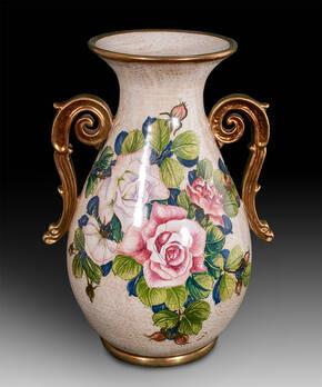 BT-1496-1-412 Ceramic Vase