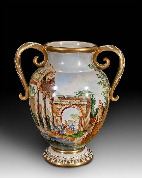 BT-2081-DC Ceramic Vase
