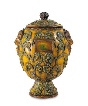 CEC-98 Greek Terracotta Urn