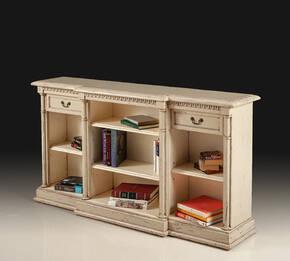 BIC-1-PT-WHT Marlborough Bookcase