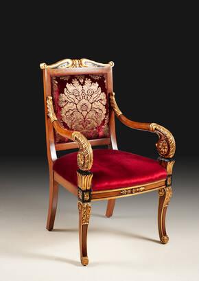 GL-495-P Arm Chair